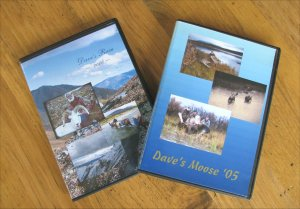 Sheep Hunt DVD and Moose Hunt DVD productions